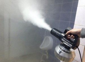 Уничтожение трупного запаха